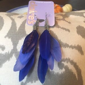 Claires Drop earrings